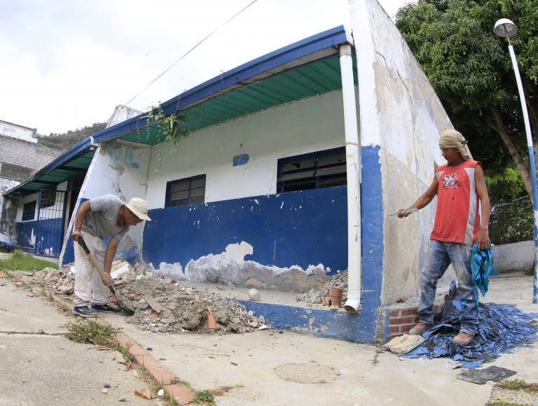 "Rehabilitan Centro de Educación Inicial Nacional ""Remanso"" en el municipio Chacao"