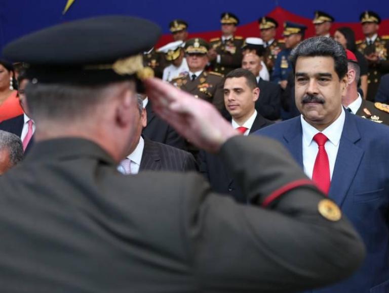Presidente Maduro designó nuevos viceministros y contralor de la FANB