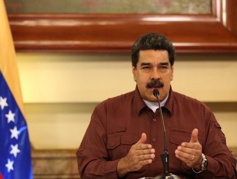Maduro: Que la oposición salga apoyar la entrega del mar a Guyana es traición a la Patria