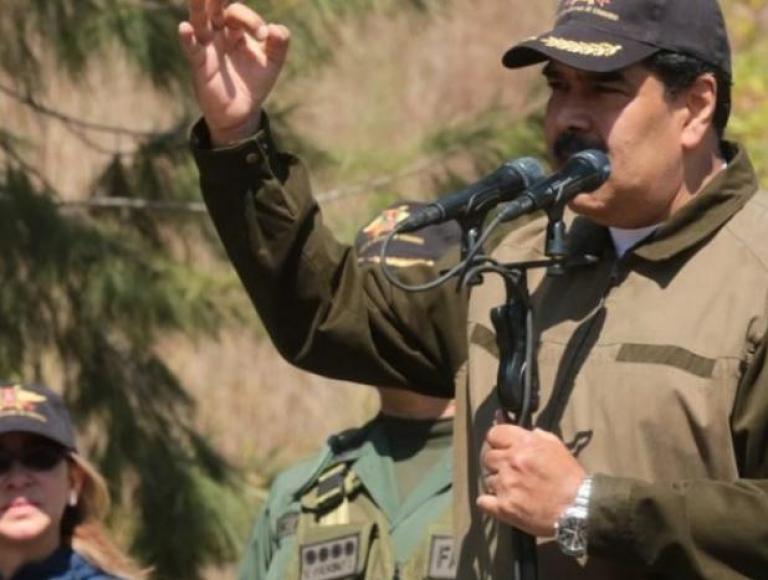 Maduro: Continuación de los Ejercicios Militares Escudo Bolivariano 2020 hará a Venezuela invencible