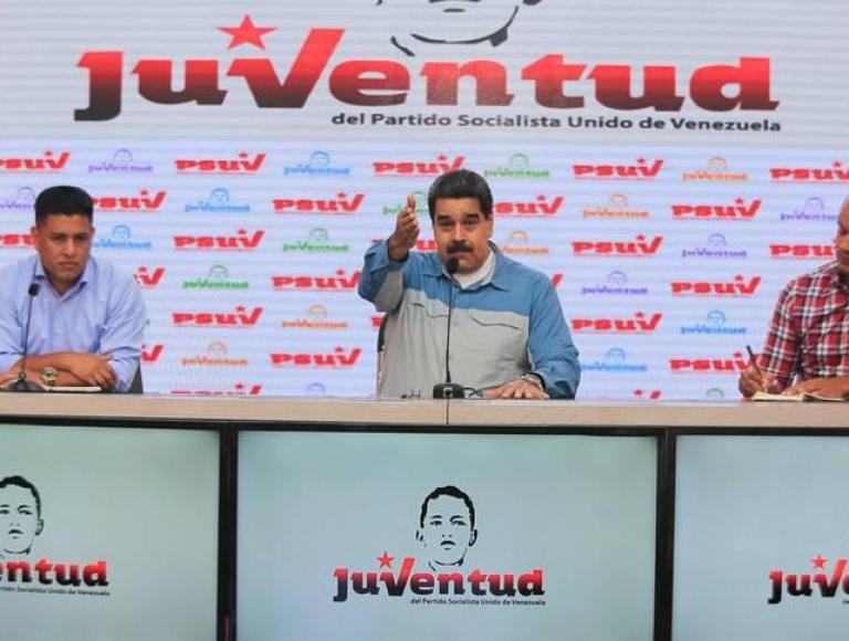 Presidente Maduro pide juicio público para involucrados en magnicidio frustrado